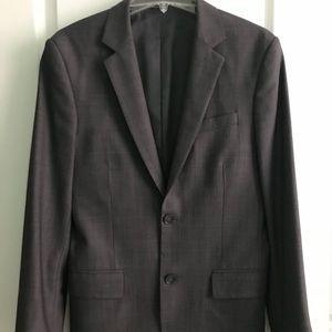 grey Express blazer